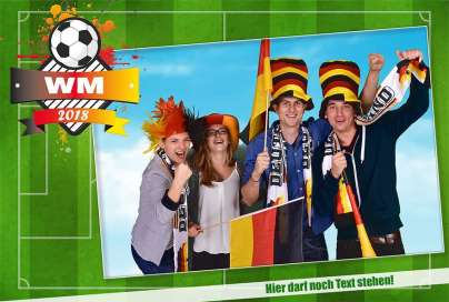 Photo booth mieten wm 2018
